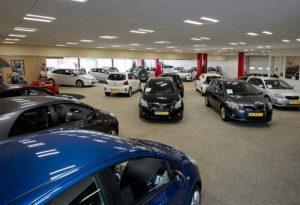Toyota garage in Weert