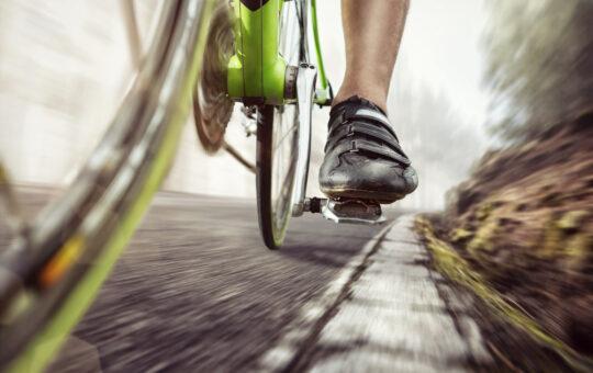 pedalen losdraaien